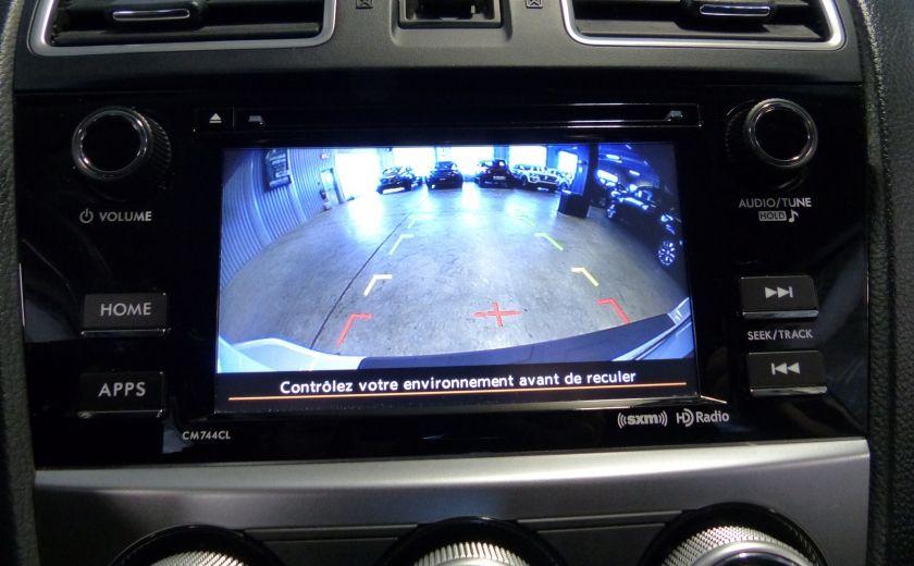 2015 Subaru XV Crosstrek 2.0i w/Touring Pkg AWD A/C Gr-Électrique CAM Blueo #15