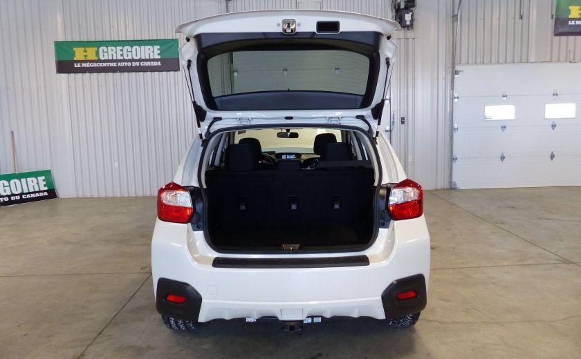 2015 Subaru XV Crosstrek 2.0i w/Touring Pkg AWD A/C Gr-Électrique CAM Blueo #21