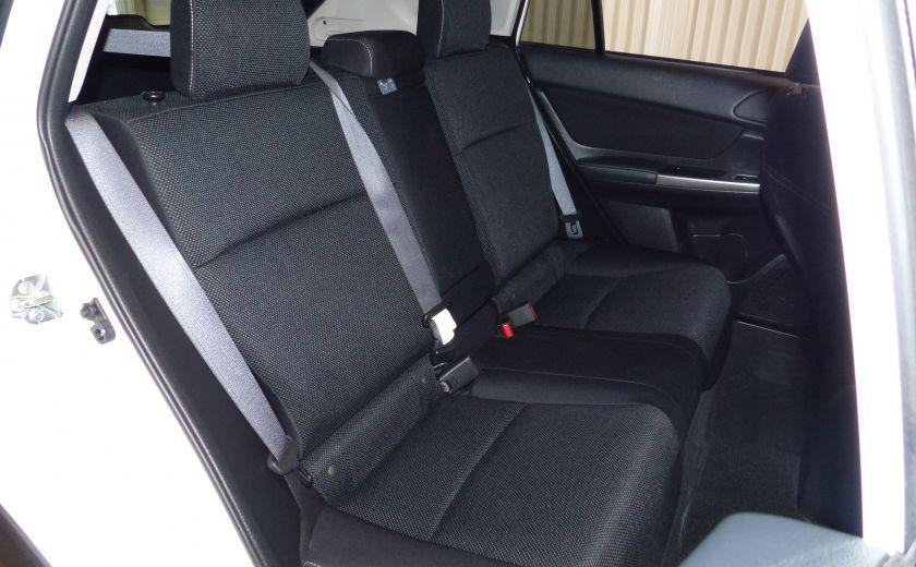 2015 Subaru XV Crosstrek 2.0i w/Touring Pkg AWD A/C Gr-Électrique CAM Blueo #24