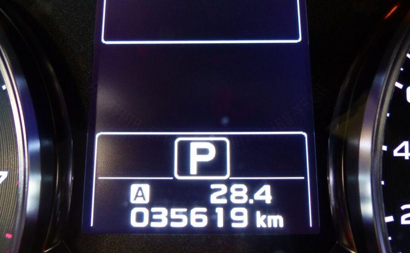 2015 Subaru XV Crosstrek 2.0i w/Touring Pkg AWD A/C Gr-Électrique CAM Blueo #13