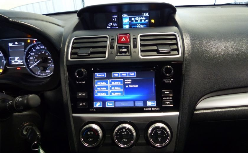 2015 Subaru XV Crosstrek 2.0i w/Touring Pkg AWD A/C Gr-Électrique CAM Blueo #14