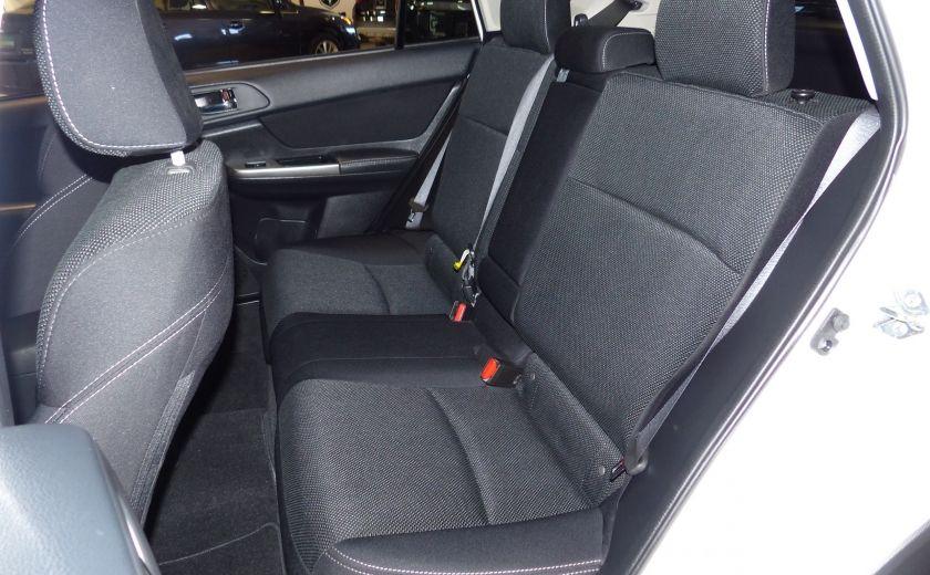 2015 Subaru XV Crosstrek 2.0i w/Touring Pkg AWD A/C Gr-Électrique CAM Blueo #20