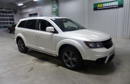 2016 Dodge Journey Crossroad AWD 7 Passage (CUIR-TOIT-NAV) A/C #0