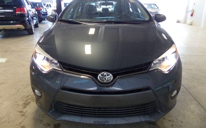 2016 Toyota Corolla LE TOIT A/C Gr-Électrique CAM Bluetooth #1