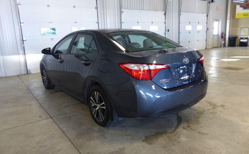 2016 Toyota Corolla LE TOIT A/C Gr-Électrique CAM Bluetooth #4