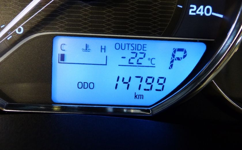 2016 Toyota Corolla LE TOIT A/C Gr-Électrique CAM Bluetooth #12