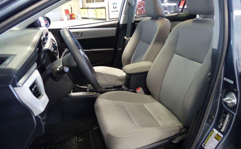 2016 Toyota Corolla LE TOIT A/C Gr-Électrique CAM Bluetooth #17