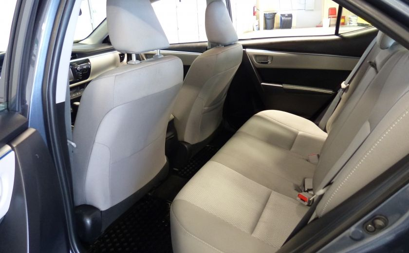 2016 Toyota Corolla LE TOIT A/C Gr-Électrique CAM Bluetooth #18