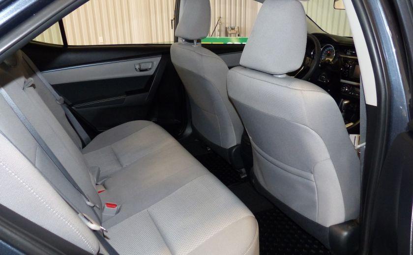 2016 Toyota Corolla LE TOIT A/C Gr-Électrique CAM Bluetooth #22
