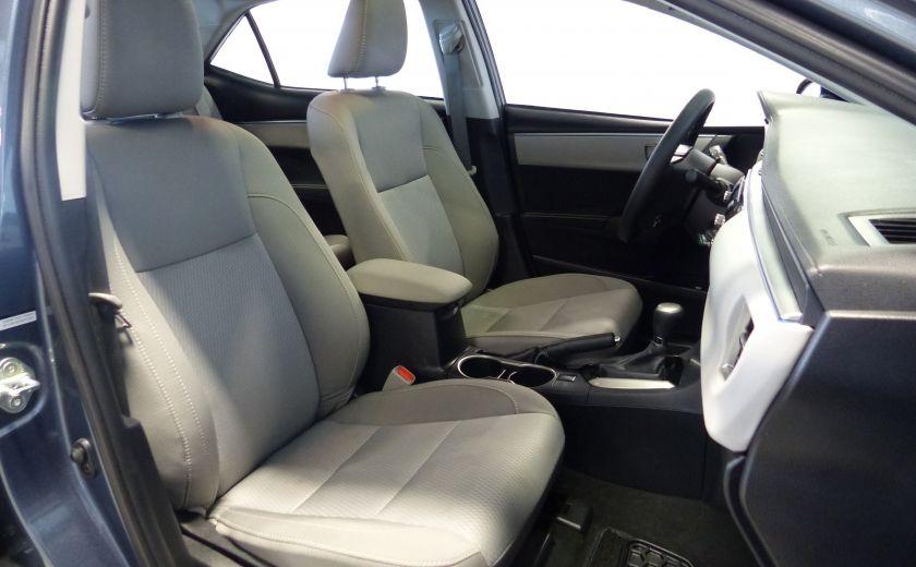 2016 Toyota Corolla LE TOIT A/C Gr-Électrique CAM Bluetooth #25