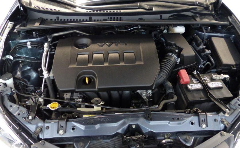 2016 Toyota Corolla LE TOIT A/C Gr-Électrique CAM Bluetooth #27