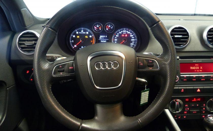 2012 Audi A3 2.0T S-Line Progressiv AWD (Cuir-Toit-Mags) #10