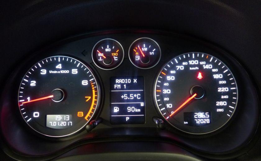 2012 Audi A3 2.0T S-Line Progressiv AWD (Cuir-Toit-Mags) #12