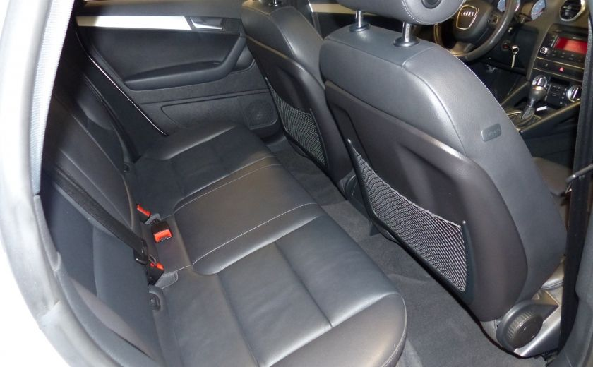 2012 Audi A3 2.0T S-Line Progressiv AWD (Cuir-Toit-Mags) #25