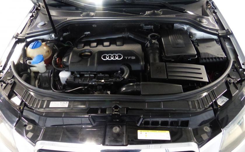 2012 Audi A3 2.0T S-Line Progressiv AWD (Cuir-Toit-Mags) #29