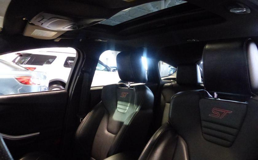 2014 Ford Focus ST A/C Gr-Électrique Bluetooth NAV #9