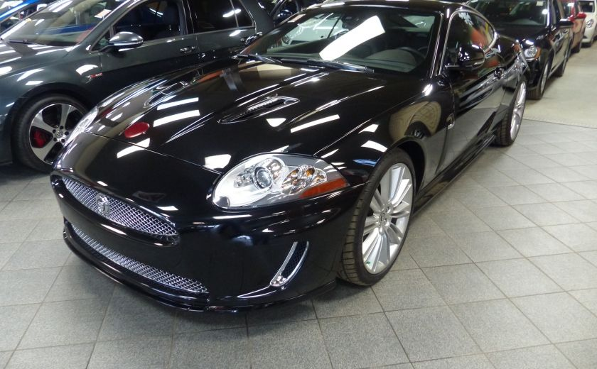 2011 Jaguar XKR -R 175 Limited Edition Coupé (Cuir-Nav) #2