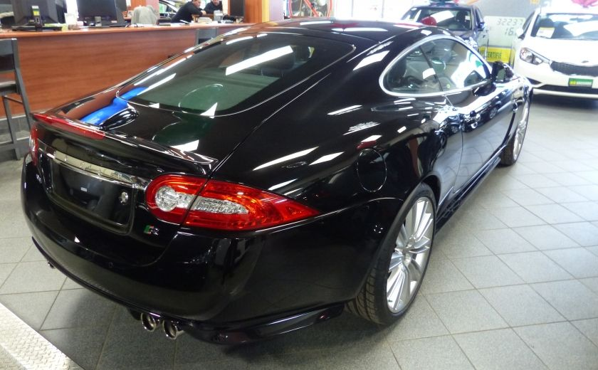 2011 Jaguar XKR -R 175 Limited Edition Coupé (Cuir-Nav) #6