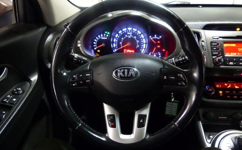 2013 Kia Sportage EX AWD A/C Gr-Électrique #9