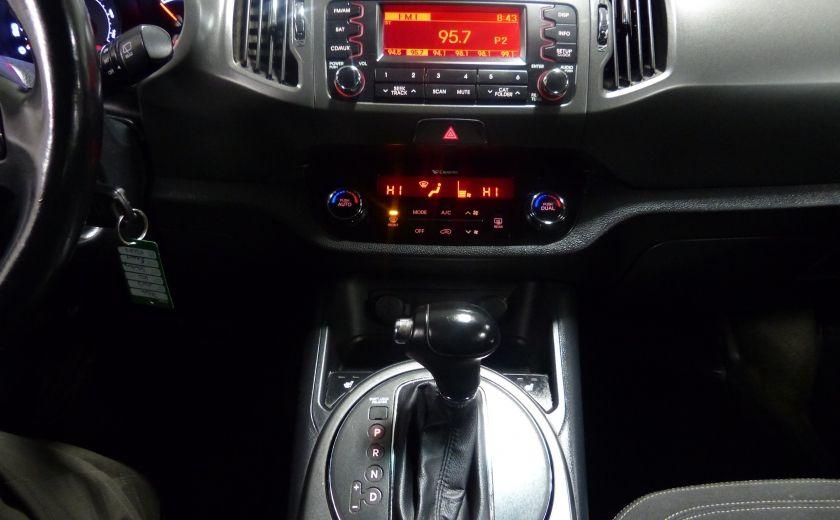 2013 Kia Sportage EX AWD A/C Gr-Électrique #14
