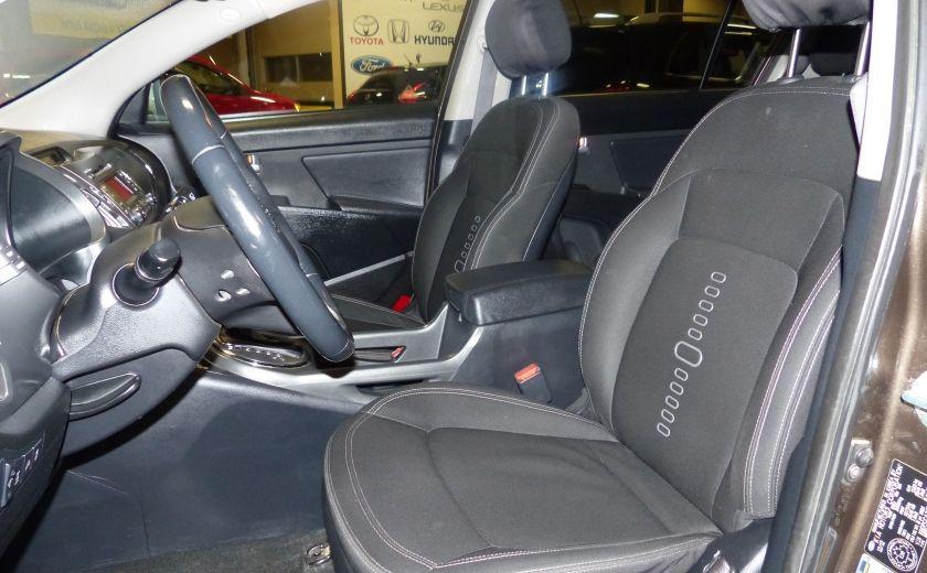 2013 Kia Sportage EX AWD A/C Gr-Électrique #16