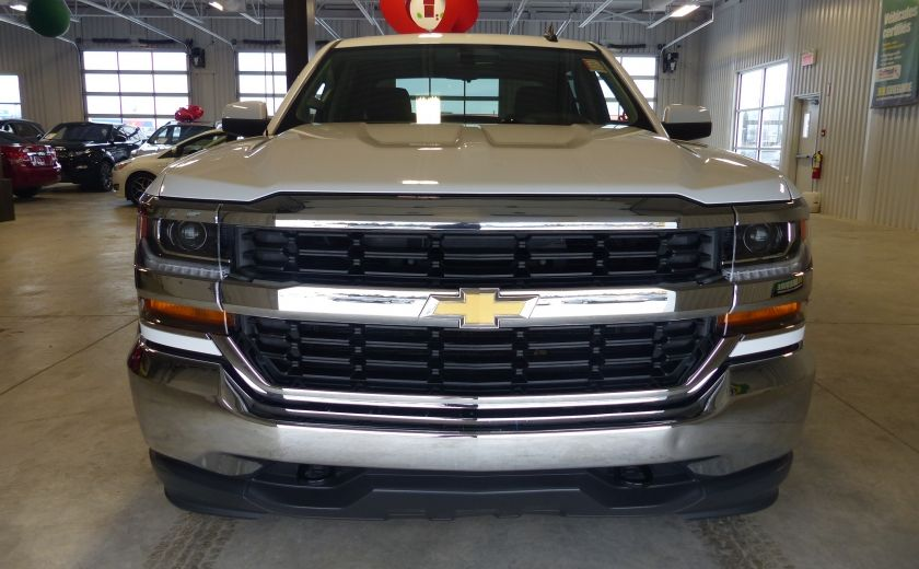 2016 Chevrolet Silverado 1500 LT CREW 4X4 A/C Bluetooth #1