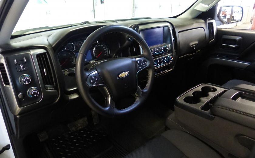2016 Chevrolet Silverado 1500 LT CREW 4X4 A/C Bluetooth #5