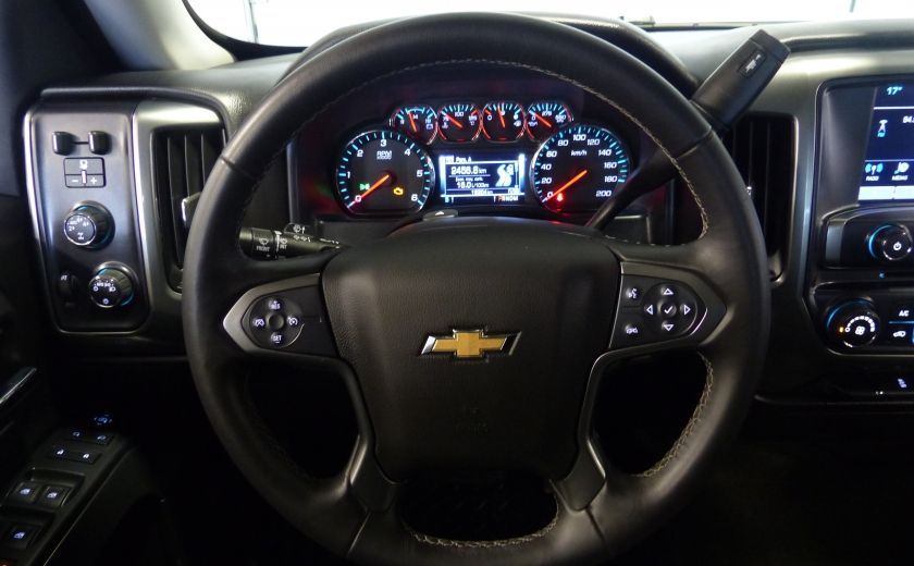 2016 Chevrolet Silverado 1500 LT CREW 4X4 A/C Bluetooth #6