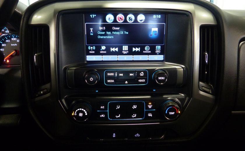 2016 Chevrolet Silverado 1500 LT CREW 4X4 A/C Bluetooth #11