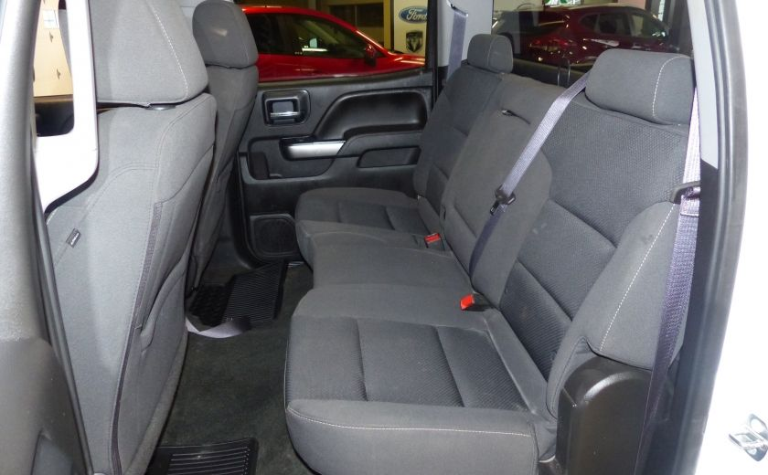 2016 Chevrolet Silverado 1500 LT CREW 4X4 A/C Bluetooth #16