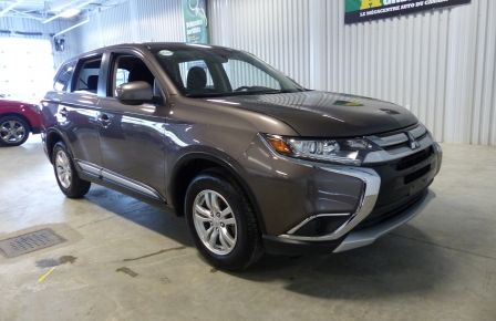 2016 Mitsubishi Outlander ES AWD A/C Gr-Électrique Bluetooth #0