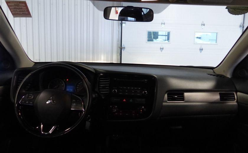 2016 Mitsubishi Outlander ES AWD A/C Gr-Électrique Bluetooth #22