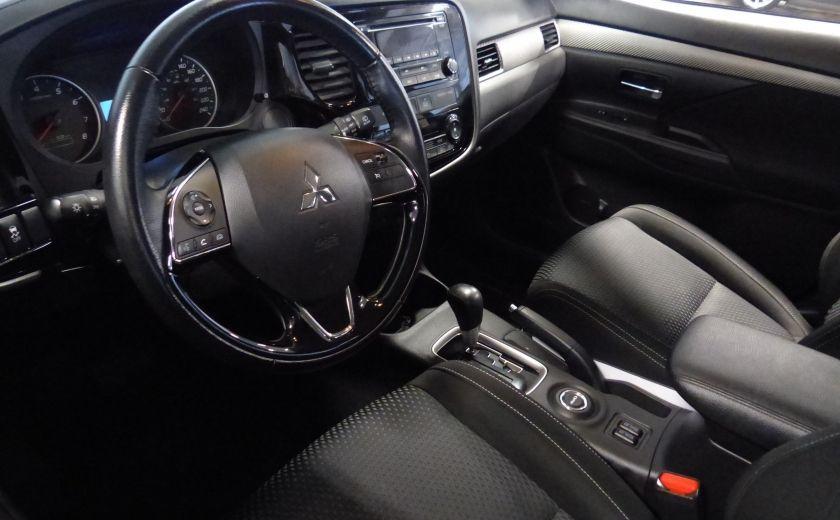 2016 Mitsubishi Outlander ES AWD A/C Gr-Électrique Bluetooth #8