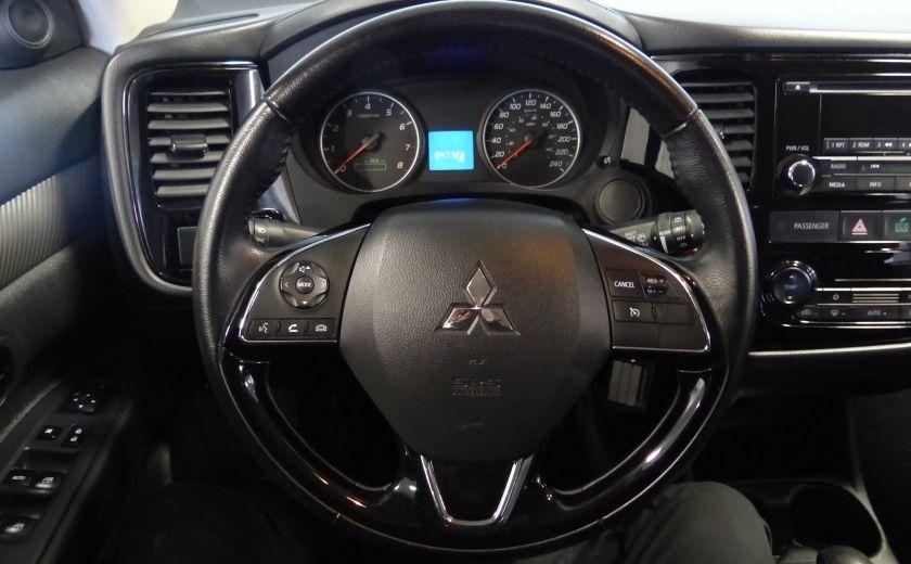 2016 Mitsubishi Outlander ES AWD A/C Gr-Électrique Bluetooth #11