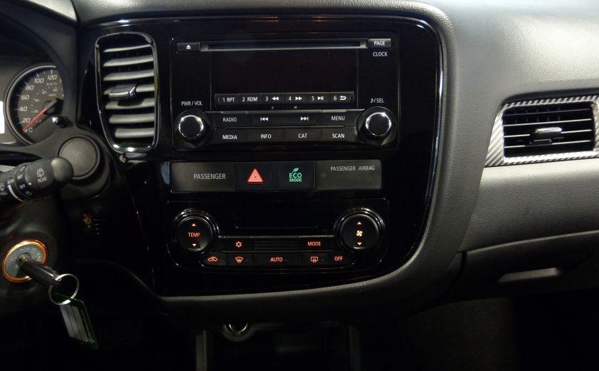 2016 Mitsubishi Outlander ES AWD A/C Gr-Électrique Bluetooth #16