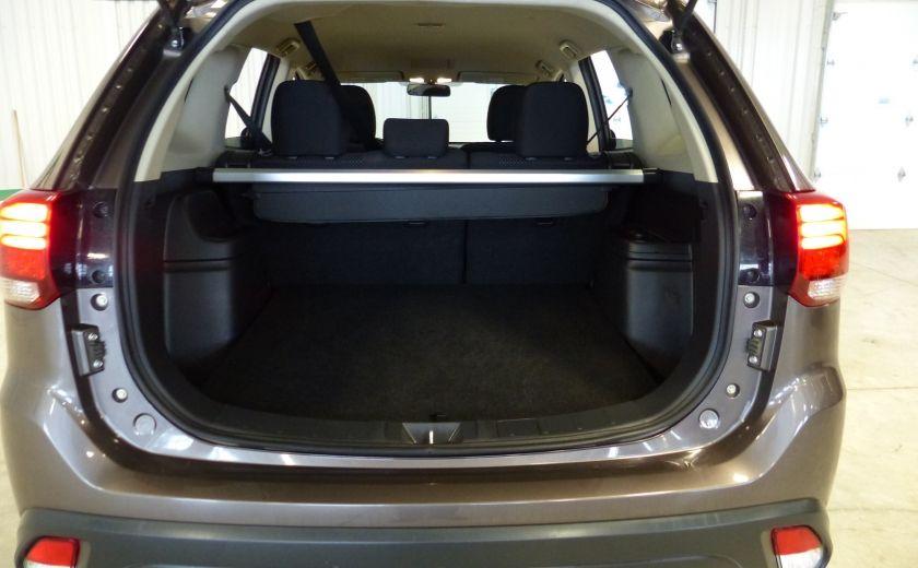 2016 Mitsubishi Outlander ES AWD A/C Gr-Électrique Bluetooth #23
