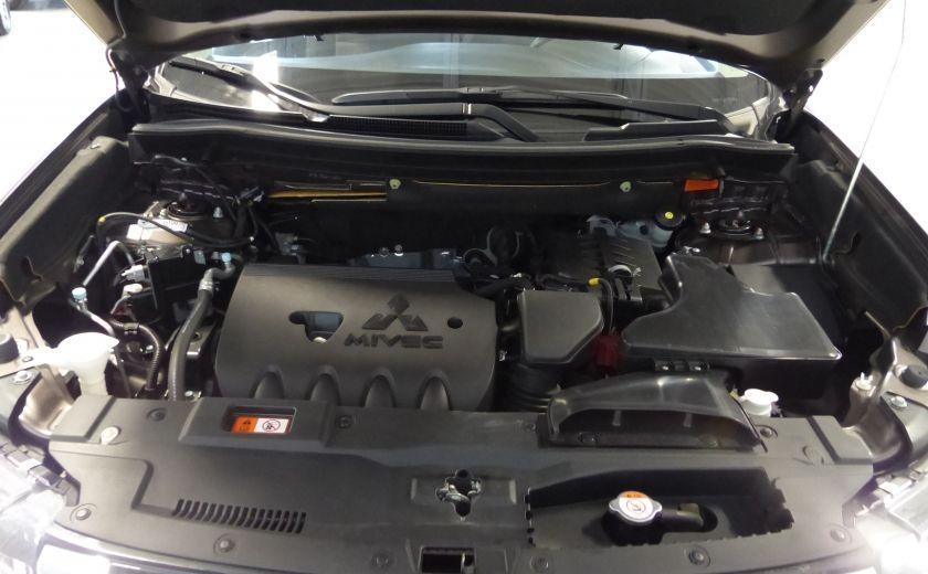 2016 Mitsubishi Outlander ES AWD A/C Gr-Électrique Bluetooth #24