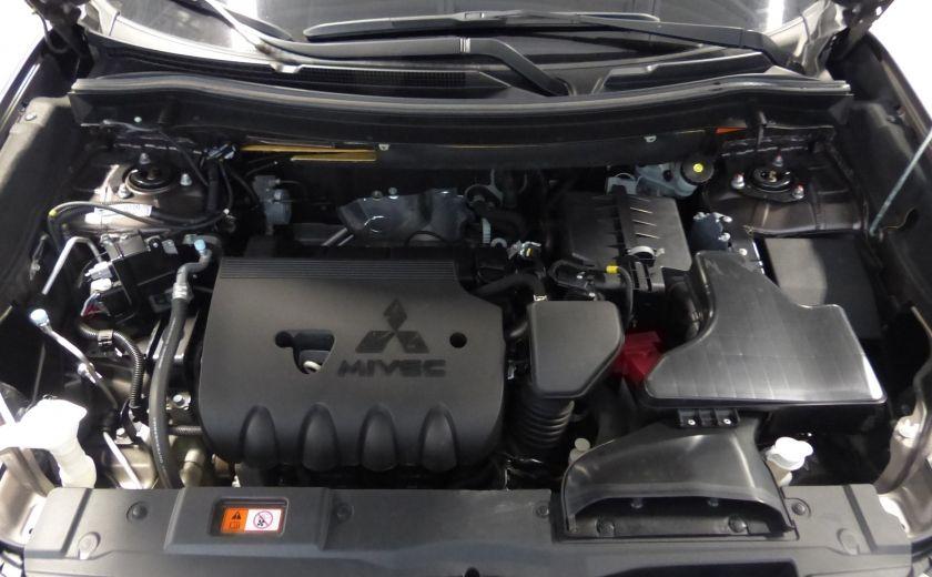 2016 Mitsubishi Outlander ES AWD A/C Gr-Électrique Bluetooth #25
