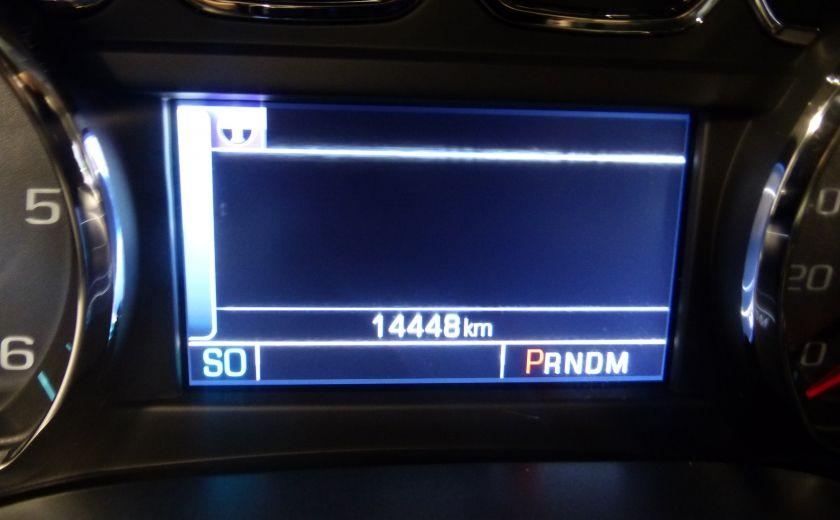 2016 Chevrolet Silverado 1500 LT 4X4 A/C Gr-Électrique Bluetooth #15