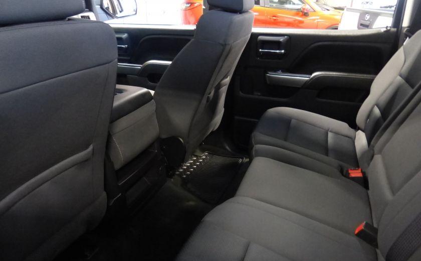 2016 Chevrolet Silverado 1500 LT 4X4 A/C Gr-Électrique Bluetooth #17