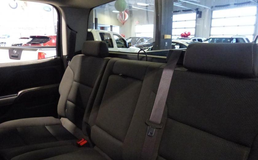 2016 Chevrolet Silverado 1500 LT 4X4 A/C Gr-Électrique Bluetooth #18