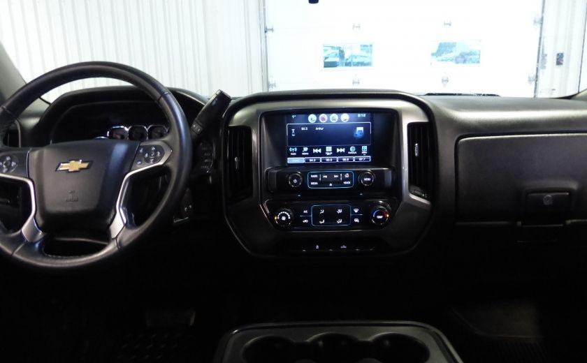 2016 Chevrolet Silverado 1500 LT 4X4 A/C Gr-Électrique Bluetooth #19
