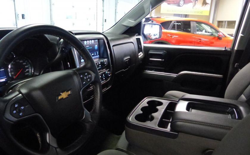 2016 Chevrolet Silverado 1500 LT 4X4 A/C Gr-Électrique Bluetooth #8