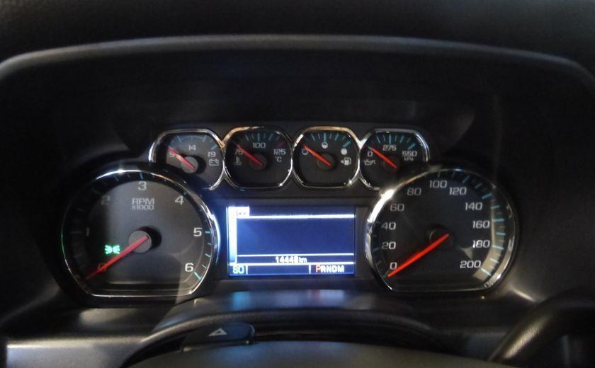 2016 Chevrolet Silverado 1500 LT 4X4 A/C Gr-Électrique Bluetooth #14