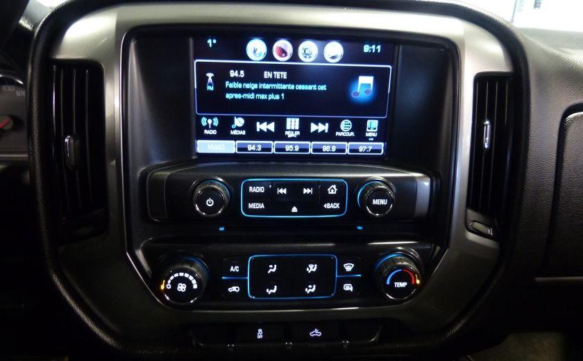 2016 Chevrolet Silverado 1500 LT 4X4 A/C Gr-Électrique Bluetooth #16