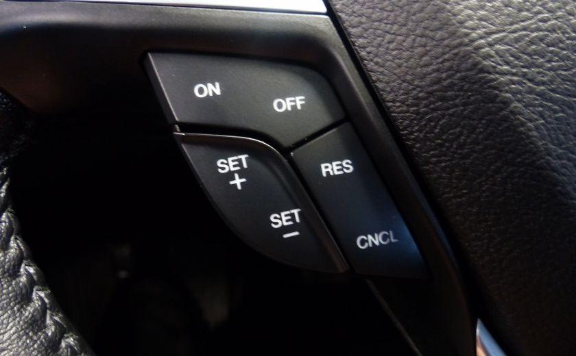 2017 Ford Fusion SE 2.0T AWD A/C Gr-Électrique (Cuir-Nav-Mags) #10