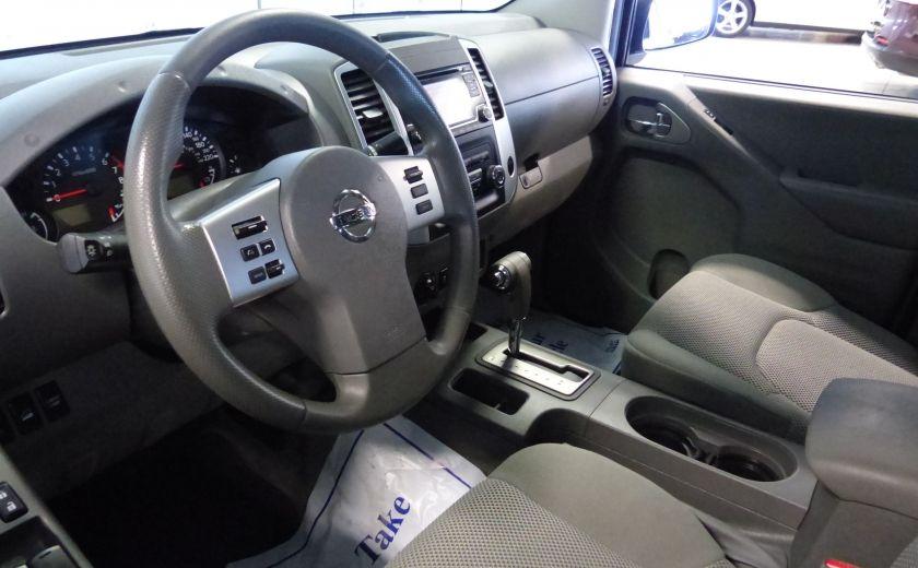 2016 Nissan Frontier SV 4X4 CREW A/C Gr-Électrique (Mags-Bluetooth) #7