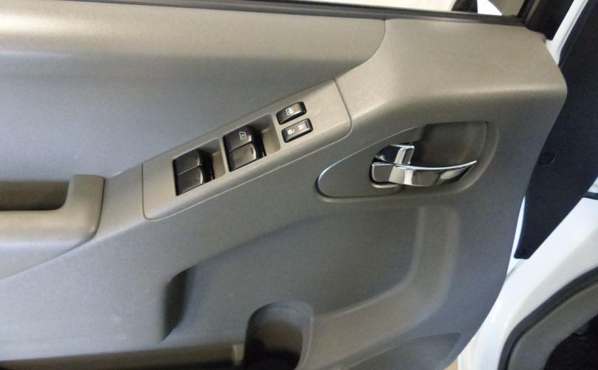 2016 Nissan Frontier SV 4X4 CREW A/C Gr-Électrique (Mags-Bluetooth) #9