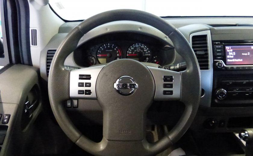 2016 Nissan Frontier SV 4X4 CREW A/C Gr-Électrique (Mags-Bluetooth) #11