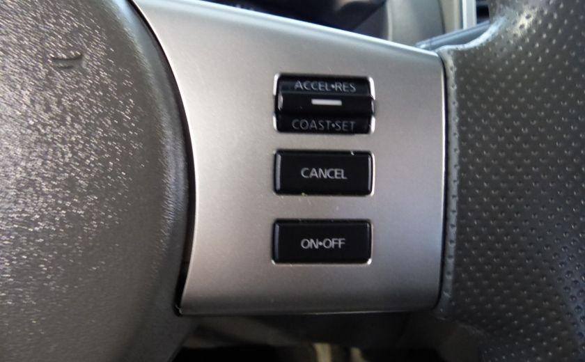 2016 Nissan Frontier SV 4X4 CREW A/C Gr-Électrique (Mags-Bluetooth) #12